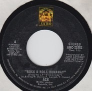 Ace - Rock & Roll Runaway / Know How It Feels
