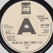 Ace - You're All That I Need
