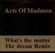 Acts Of Madmen - What's The Matter / The Dream Remix