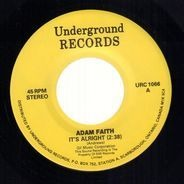 Adam Faith, The Blues Busters - It's Alright / Behold