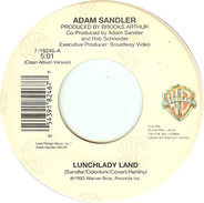 Adam Sandler - Lunchlady Land