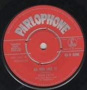 Adam Faith With John Barry & His Orchestra - As You Like It