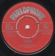 Adam Faith With John Barry & His Orchestra - Lonesome