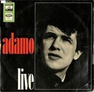Adamo - Adamo Live