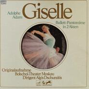 Adolphe C. Adam - Giselle (Ballett-Pantomime In 2 Akten)