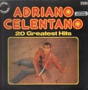 Adriano Celentano - 20 Greatest Hits
