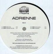 Adrienne - Hypnotic  Love / X-Tacy