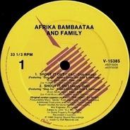 Afrika Bambaataa And Family, Afrika Bambaataa & Family - Shout It Out