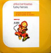 Afrika Bambaataa - Funky Heroes