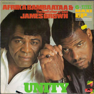 Afrika Bambaataa & James Brown - Unity