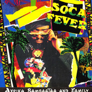 Afrika Bambaataa - Soca Fever (Rock It) / Electro Funk Express