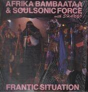 Afrika Bambaataa & Soulsonic Force With Shango - Frantic Situation