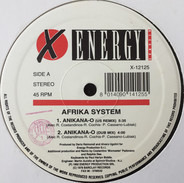 Afrika System - Anikana-O
