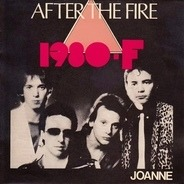 After The Fire - 1980-F