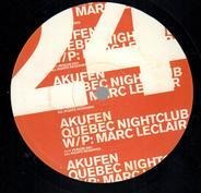 Akufen - Quebec Night Club