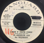 Al Anderson With The Wildweeds - C'mon If You're Comin'