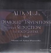 Al Di Meola - Diabolic Inventions And Seduction For Solo Guitar Volume I (Music Of Astor Piazzolla)