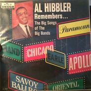 Al Hibbler - Al Hibbler Remembers
