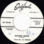 Al Hibbler - Autumn Winds / You Will Be Mine