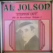 Al Jolson - 'Steppin' Out' (1911-28 Recordings Volume-1)