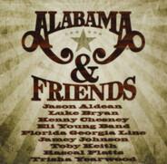 Jason Aldean / Luke Bryan / Kenny Chesney a.o. - Alabama & Friends