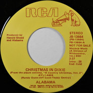 Alabama / Earl Thomas Conley - Christmas In Dixie / White Christmas
