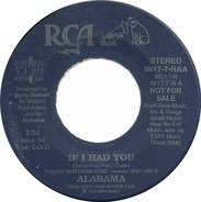 Alabama - If I Had You