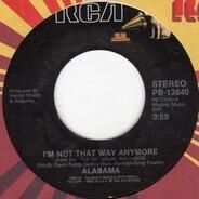 Alabama - I'm Not That Way Anymore