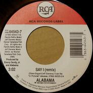 Alabama - Say I