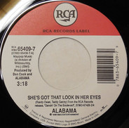 Alabama - She's Got That Look In Her Eyes