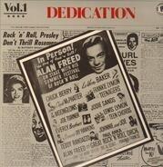 Alan Freed - Dedication Vol 1
