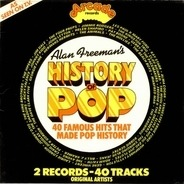 Alan Freeman, Alan 'Fluff' Freeman - History Of Pop