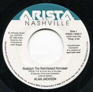 Alan Jackson / Blackhawk - Rudolph The Red-Nosed Reindeer / We Three Kings