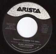 Alan Jackson - Tonight I Climbed The Wall