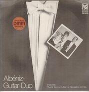 Albéniz-Guitar-Duo - Vivaldi, Franck, Telemann