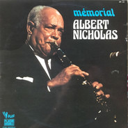 Albert Nicholas - Mémorial
