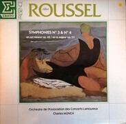 Albert Roussel - Symphonies N° 3 & N° 4
