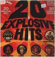 Albert West, Catherine Ferry a.o. - 20 Explosive Hits