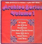 Al Casey, Link Wray, Kid Thomas, etc - NPR Archive Series Volume 1