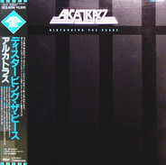 Alcatrazz - Disturbing the Peace