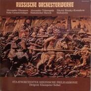 Rimsky-Korsakov / Glazunov / Tcherepnin - Russische Orchesterwerke