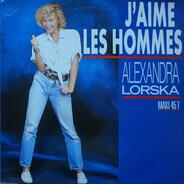 Alexandra Lorska - J'aime Les Hommes
