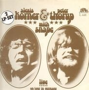 Alexis Korner & Peter Thorup With Snape - Live on Tour in Germany