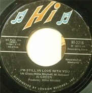 Al Green - I'm Still in Love with You