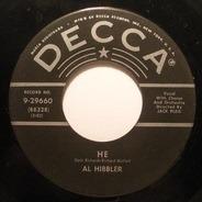 Al Hibbler - He / Breeze (Blow My Baby Back To Me)