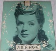 Alice Faye - Silver Screen Star Series
