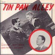 Alice Faye, Betty Grable, John Payne, Jack Dakie - Tin Pan Alley