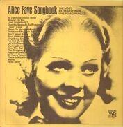 Alice Faye - Alice Faye Songbook