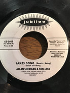 Allan Sherman & Son Jake - Jakes Song