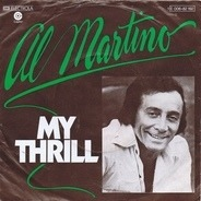 Al Martino - My Thrill